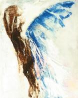 Olej na płótnie, 25 x 30 cm