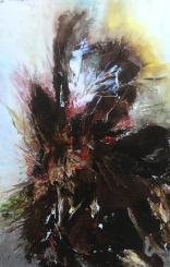 Olej na płótnie, 40 x 60 cm