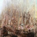 Olej na płótnie, 33 x 46 cm