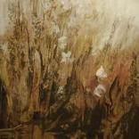 Olej, dykta; 50 x 70