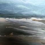 Olej, karton, 20 x 28 cm