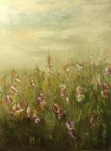 Olej na płótnie, 60 x 80 cm